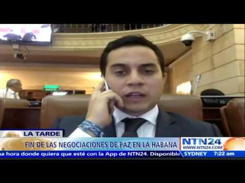 """""""El Gobierno le está dando una ventaja importante a las FARC"""": Federico Hoyos sobre acuerdos de paz"""