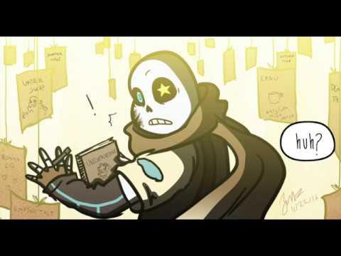File Not Found: A Fatal!Error Side Comic (Undertale Comic Dub)