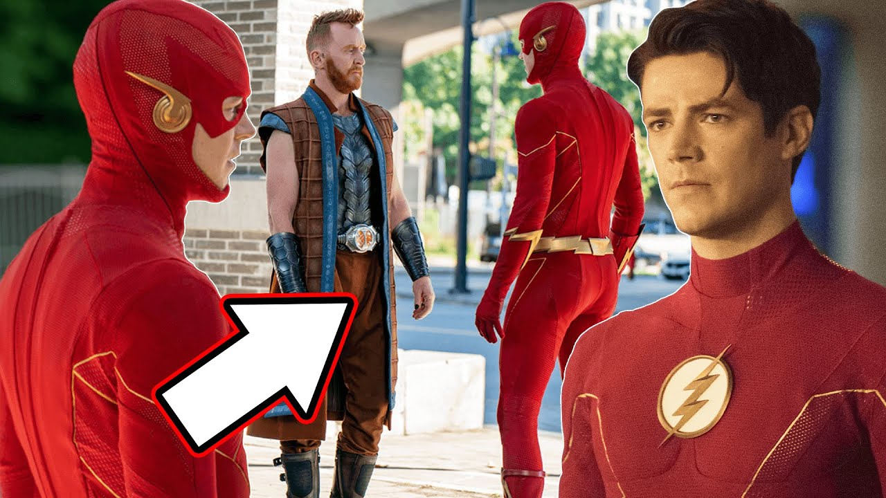 Download The Flash Season 8 Official First Look Photos! Villain Origins, Team Ups and More!