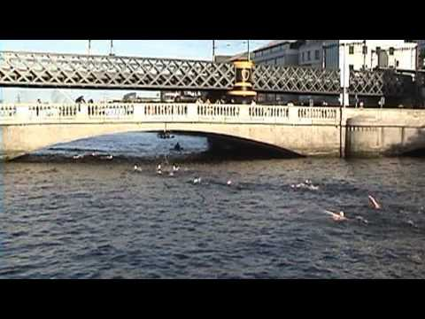 Liffey Swim (Dublin Ireland)