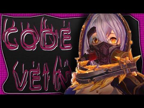 Code Vein Gameplay и где или как скачать CODE VEIN