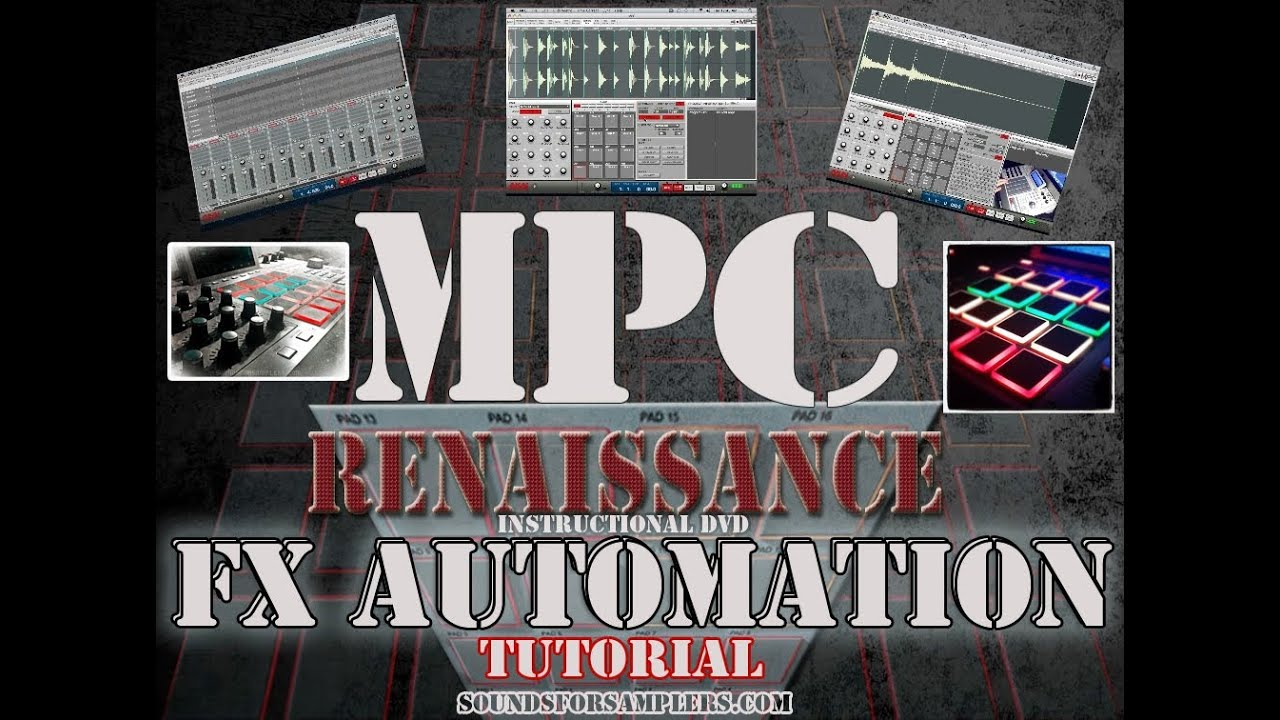 mpc tutorials youtube