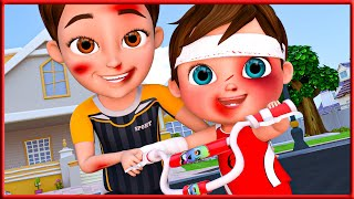 My Big Brother Song | My Family Song +The BEST SONGS For Children - Banana Cartoon Original Songs