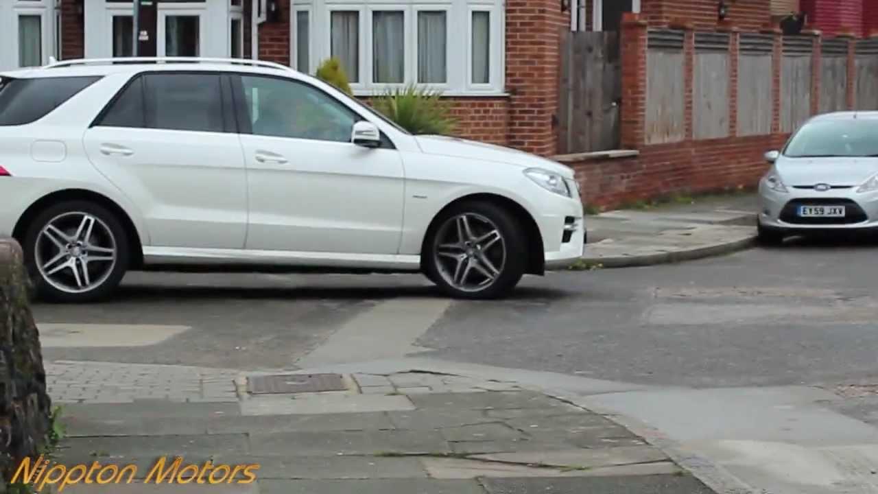 2013 Mercedes-Benz ML350 AMG - YouTube
