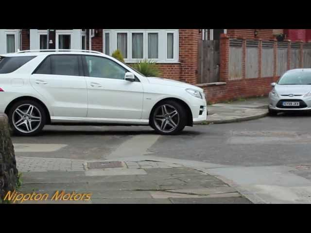 2013 Mercedes Benz Ml350 Amg Video Watch Now Autoportal Com