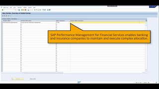 SAP Profitability and Performance Management: 11 CREATING SEMANTIC OBJECT