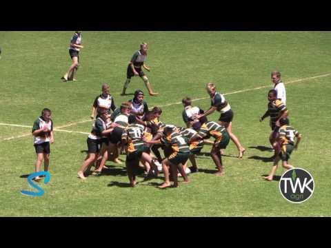 Junior Rugby Action - 1st Piet Retief vs JJ vd Merwe 11-03-17