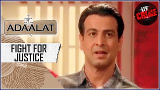 K.D Pathak fights for the artist? | Adaalat | अदालत | Fight For Justice