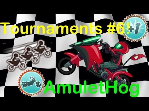 Bike Race Tournaments #6! AmuletHog!