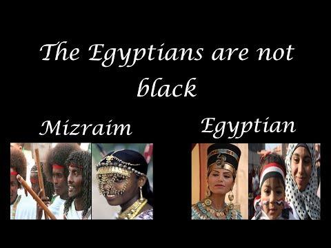 Israelites The tales of Mizraim and Egypt