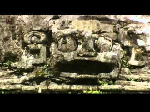 El Palenque del Rey Pakal y su hijo mayor K'inich Kan B'alam
