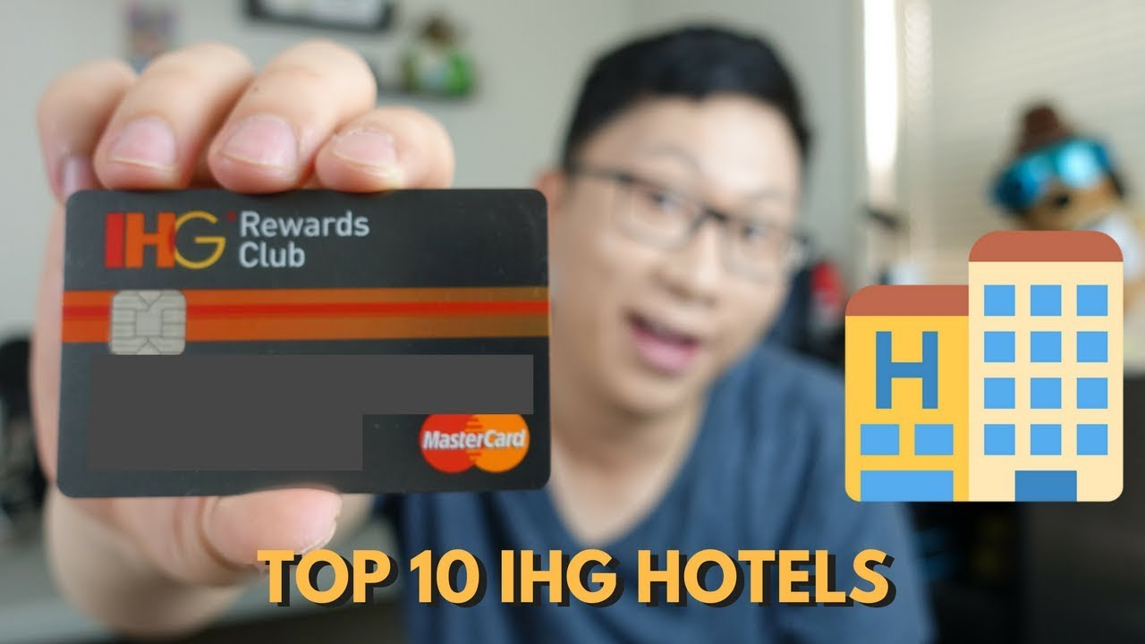 Chase Ihg 10 Best Hotels For Free 1 579 Per Night