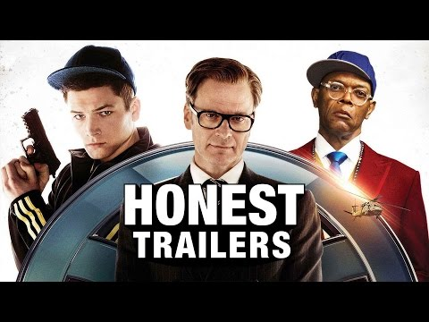 Honest Trailers - Kingsmen The secret service