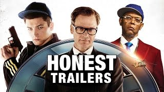 Honest Trailers - Kingsman: The Secret Service thumbnail
