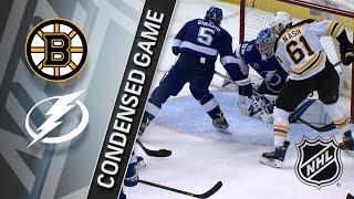 03/17/18 Condensed Game: Bruins @ Lightning