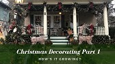 This House Goes All Out For Christmas Garden Answer Youtube