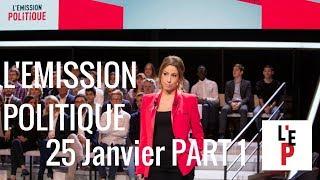 L'Emission politique avec Laurent Wauquiez – part 1 - le 25 janvier 2018 (France 2)