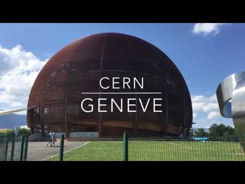 CERN - The Globe of Science and Innovation, Geneva