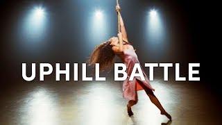 Rozzi - Uphill Battle   Blake McGrath Choreography   Artist Request