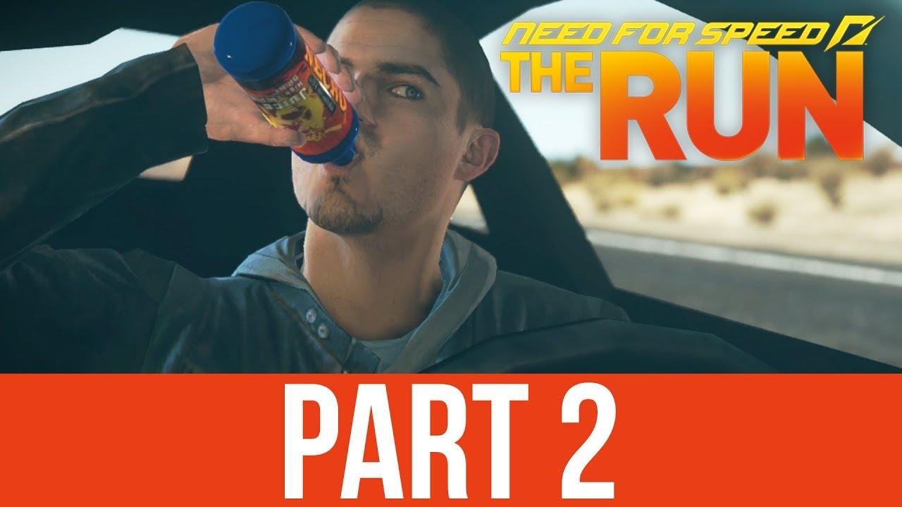 Need for Speed The Run Gameplay Komplettlösung Teil 2 - SOLLTE ICH DAS AUTO WECHSELN ??? + video