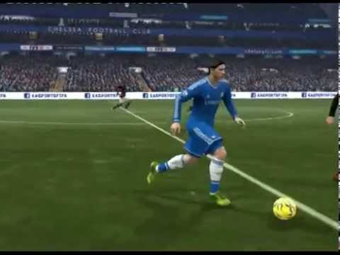 FIFA 14 (UEFA Champions League Spiel.87 FC Chelsea London vs AC Mailand)