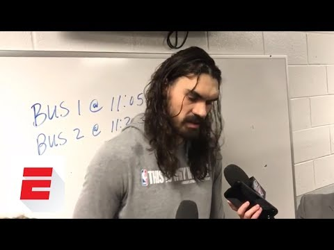 Steven Adams: My defense on Marcus Morris' game-winning shot was 'rubbish' | ESPN
