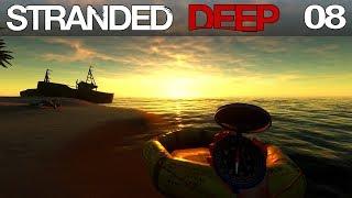 🌴 Stranded Deep #008 | Insel der gesunkenen Schiffe | Gameplay German Deutsch thumbnail