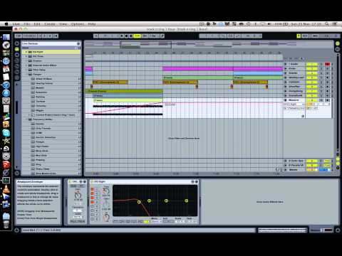 How To Produce Whole Track In Hour Using Ableton Live