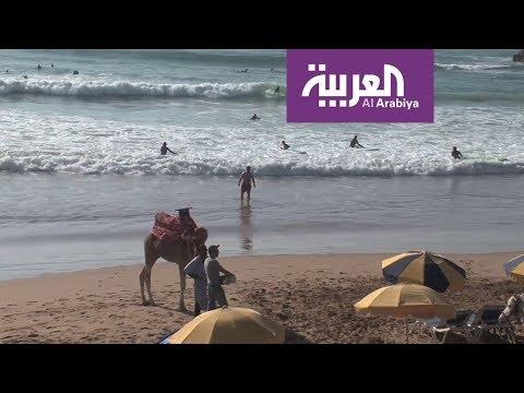 صباح العربية | تغازوت المغربية قبلة هواة الرياضات البحرية  - نشر قبل 30 دقيقة