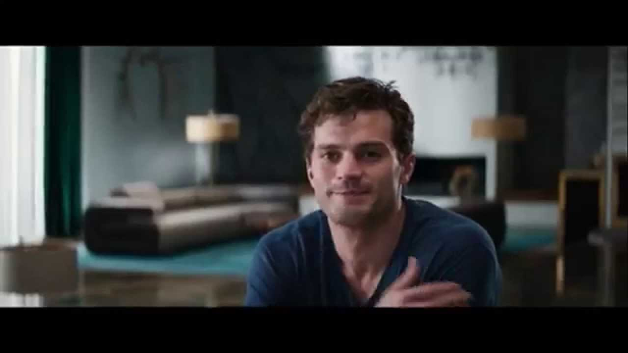 FIFTY SHADES OF GREY TV SPOT #10 HD