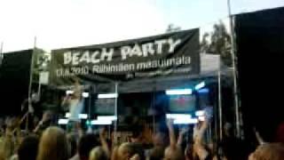 Fintelligens Mikä boogie @Beach Party 13.8.2010 Riihimäki