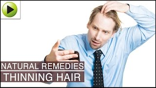 Home Remedies of Thinning Hair