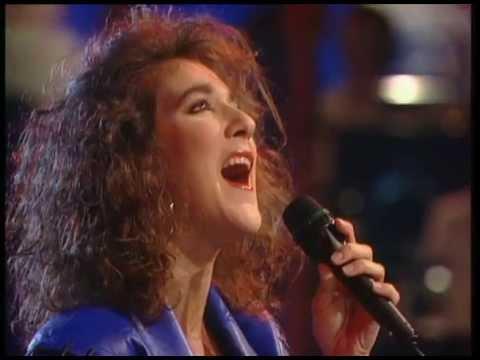 Céline Dion  Ne partez pas sans moi 1989