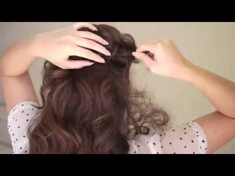 Hướng dẫn Cách tạo kiểu tóc búi rối cho bạn nữ đơn giản mà đẹp