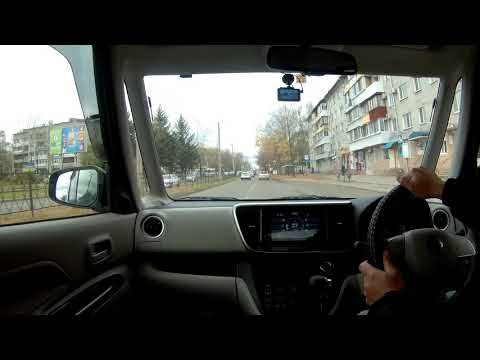 Nissan Dayz Roox - город