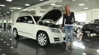 тест драйв Mercedes Benz GLK (обзор)
