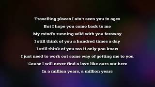 Download Location Unknown   HONNE  Lyrics