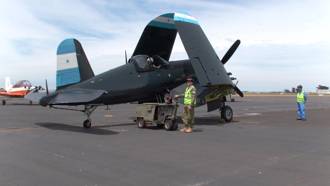 Chance-Vought F4U-5N Corsair VH-III First Display Point ...