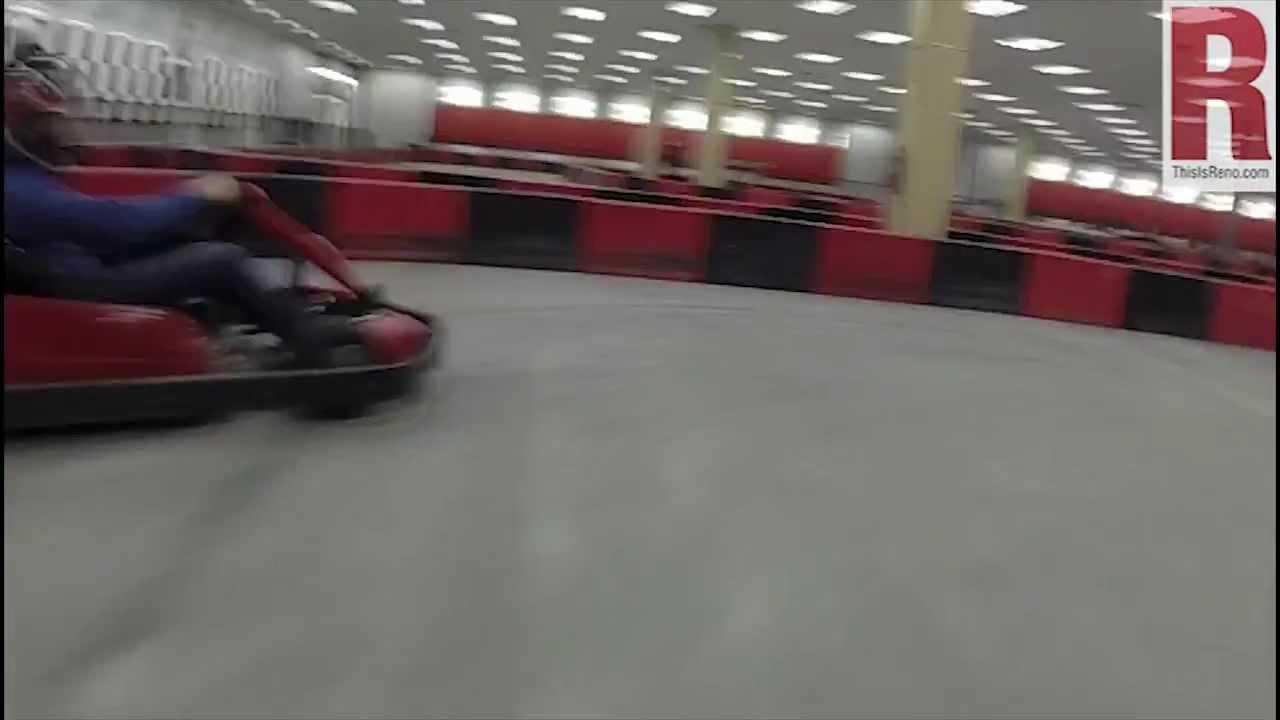 Go Karts Reno >> New Indoor Go Kart Facility Comes To Reno