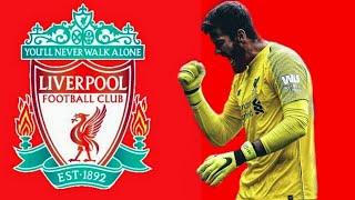 Alisson Melhores Defesas ||  Liverpool 2019 | HD