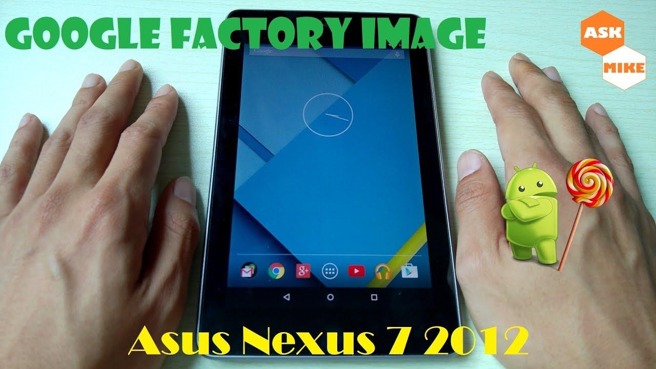 nexus 7 grouper android 8