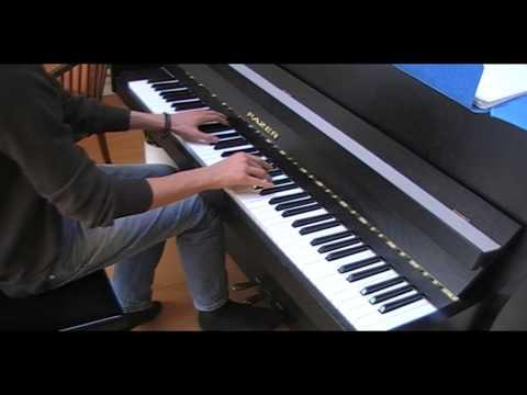Thrift shop - Macklemore piano