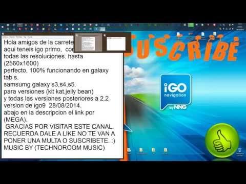 igo primo 2560x1600 (MEGA) + All Resolutions (ANDROID)( 100
