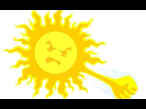UV RAYS EXPLAINED IN HINDI