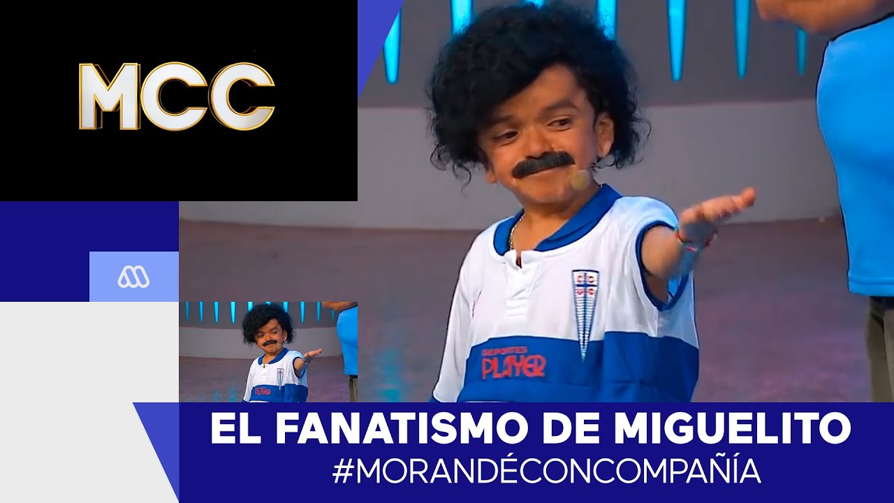 #Miguelito / El fanatismo de Miguelito / #Mega