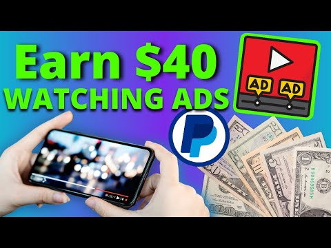 Earn $40 In PAYPAL By Watching Ads ( Make Money Online 2021) Empire Skills