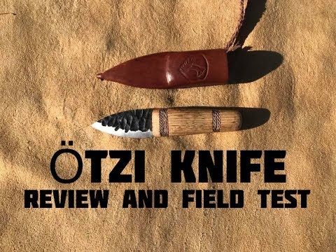 Otzi Knife, by Condor Review and Field Test (Part 4 of 4)