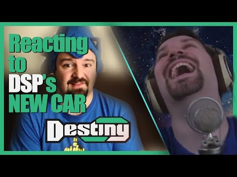 """""""A buyer's market for cars"""" - Reacting to DSP's New Car"""