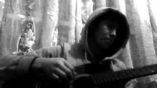 КИНО Пачка сигарет на гитаре