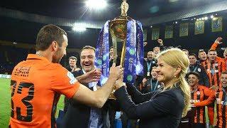 Финал Кубка Украины по футболу в Харькове собрал более 30 тысяч болельщиков